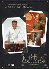 Alex Acuna: The Rhythm Collector