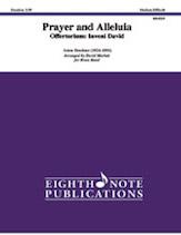Prayer and Alleluia Offertorium: Inveni David (Conductor Score & Parts) (Brass Band); Masterwork Arrangement; #YL81-BB1035 By Anton Bruckner / arr. David Marlatt