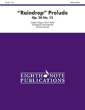 Raindrop Prelude, Opus 28, No. 15