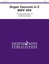 Organ Concerto in C BWV 594