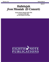 Hallelujah from <i>Messiah</i> (D Concert)