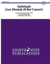 Hallelujah from <i>Messiah</i> (B-flat Concert)