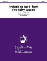 Prelude to Act I (from <i>The Fairy Queen</i>)