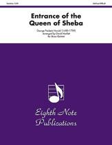 Entrance of the Queen of Sheba