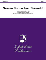 Nessun Dorma (from <i>Turnadot</i>)