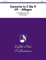 Concerto in C, Op 9 #9 - Allegro