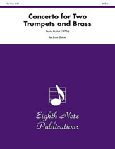 Concerto for Two Trumpets and Brass