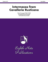 Intermezzo (from <i>Cavalleria Rusticana</i>)