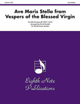 Ave Maris Stella (from <i>Vespers of the Blessed Virgin</i>)