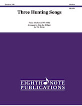 Three Hunting Songs