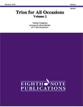Trios for All Occasions, Volume 2