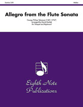 Allegro (from the <I>Flute Sonata</I>)