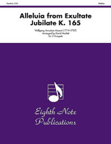 Alleluia (from <i>Exultate Jubilate,</i> K. 165)