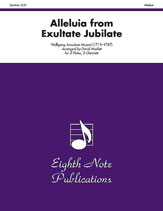 Alleluia (from <i>Exultate Jubilate</i>)