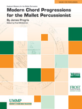 Modern Chord Progressions for the Mallet Percussionist