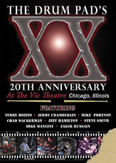 The Drum Pad's 20th Anniversary
