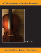 A Violinist's Guide for Exquisite Intonation (Revised)