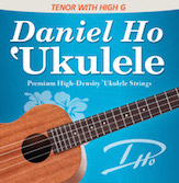 Daniel Ho 'Ukulele Premium High-Density Ukulele Strings