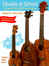 Ukulele at School, Book 1