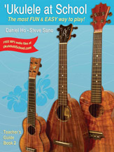 Ukulele at School, Book 2