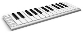 CME Xkey Mobile Musical Keyboard Controller