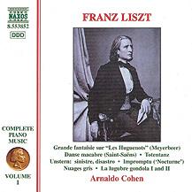 Piano Music, Volume 1