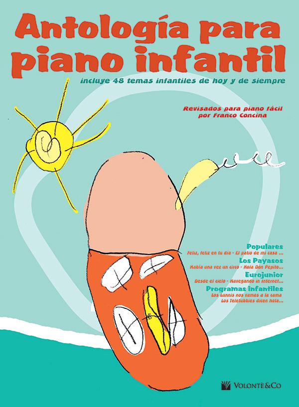 Antologia para Piano Infantil