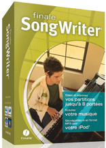 Finale SongWriter French