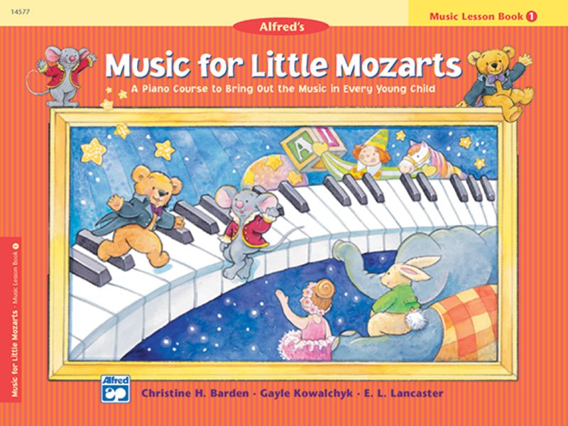 Music for Little Mozarts 20th Birthday