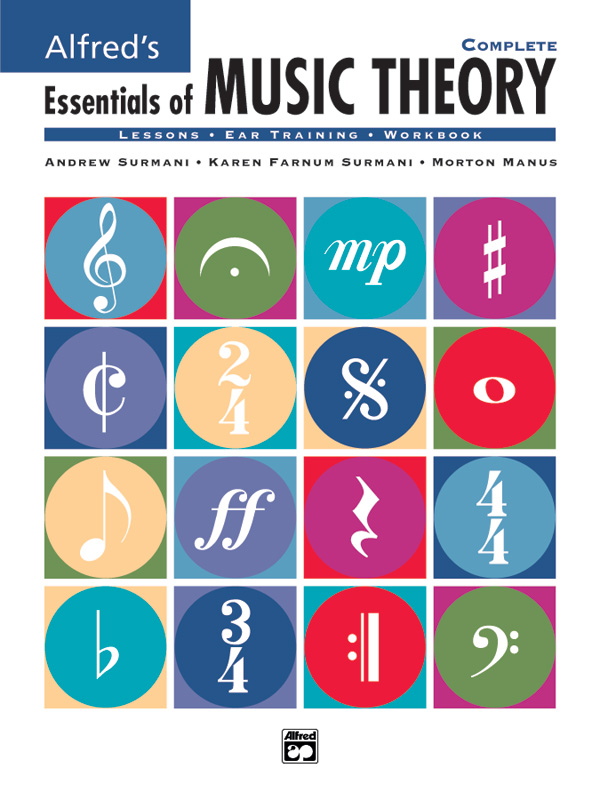 Essentials of Music Theory, Book 1 (Complete)