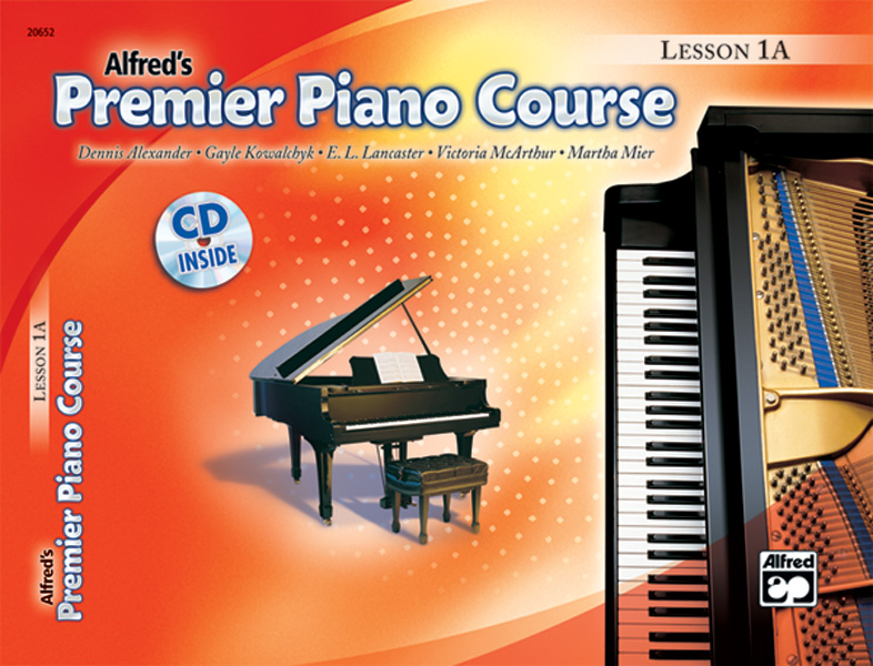 Premier Piano Course Lesson Book 1A
