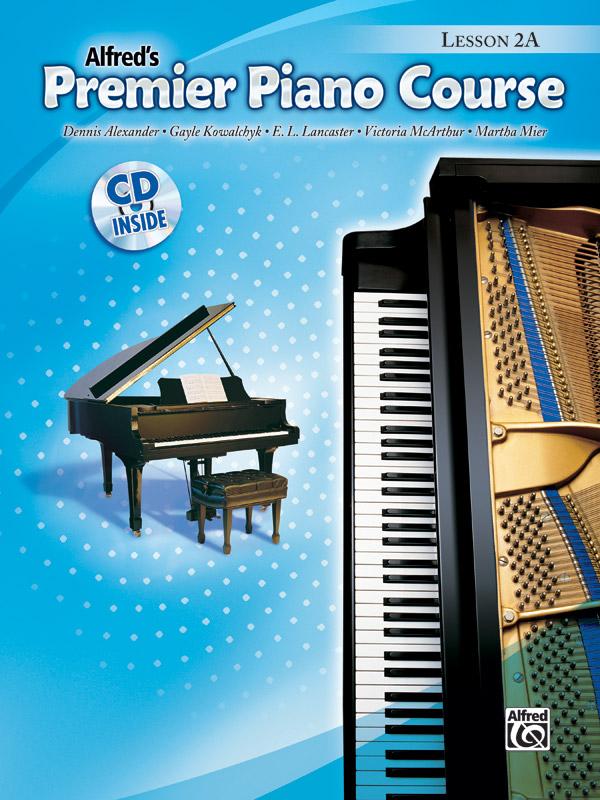 Premier Piano Course Lesson Book 2A
