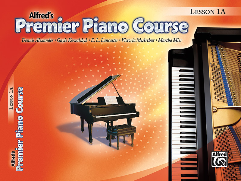 Alfred's Premier Piano Course, Lesson Book 1A