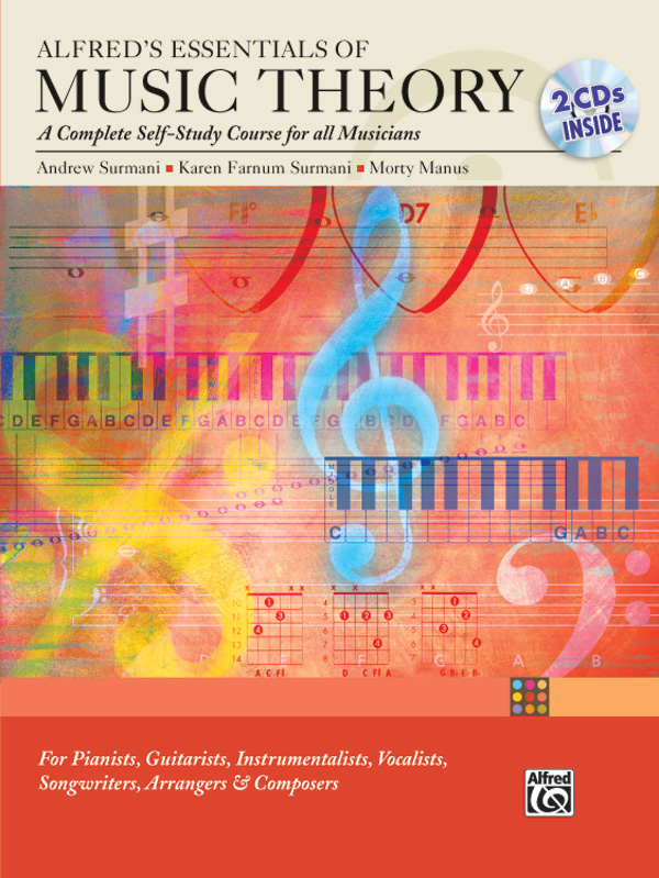 Alfred S Essentials Of Music Theory A Complete Self Study Course For All Musicians Book 2 Cds