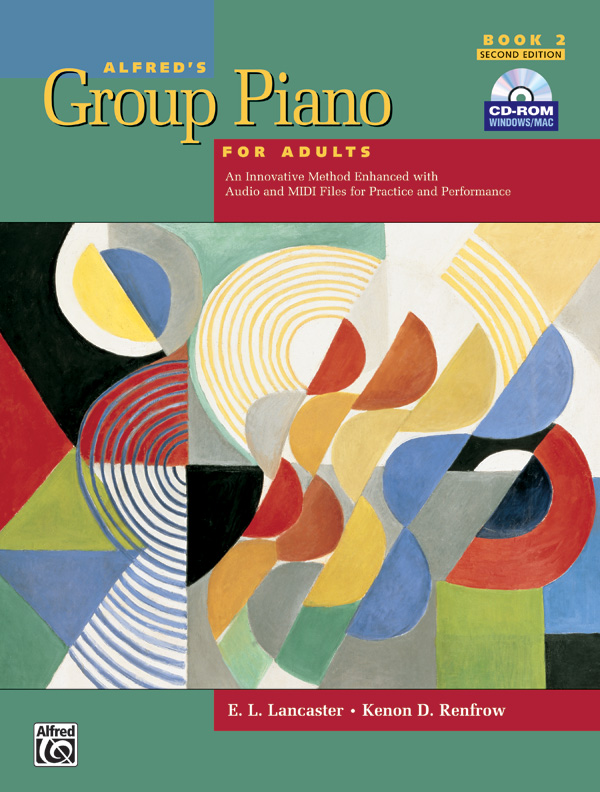 Alfred's Group Piano for Adults Book 2