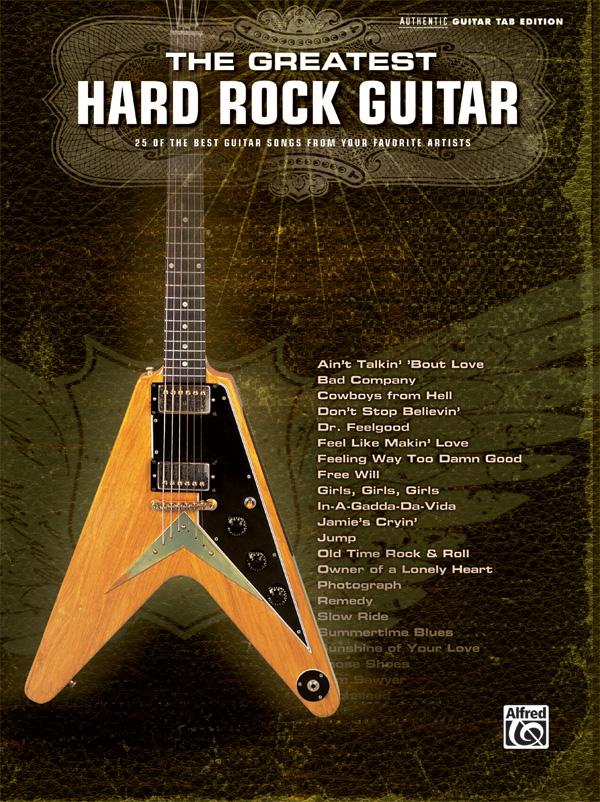 The Greatest Hard Rock Guitar