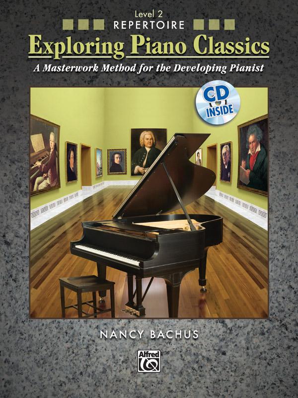 Exploring Piano Classics Level 2 cover