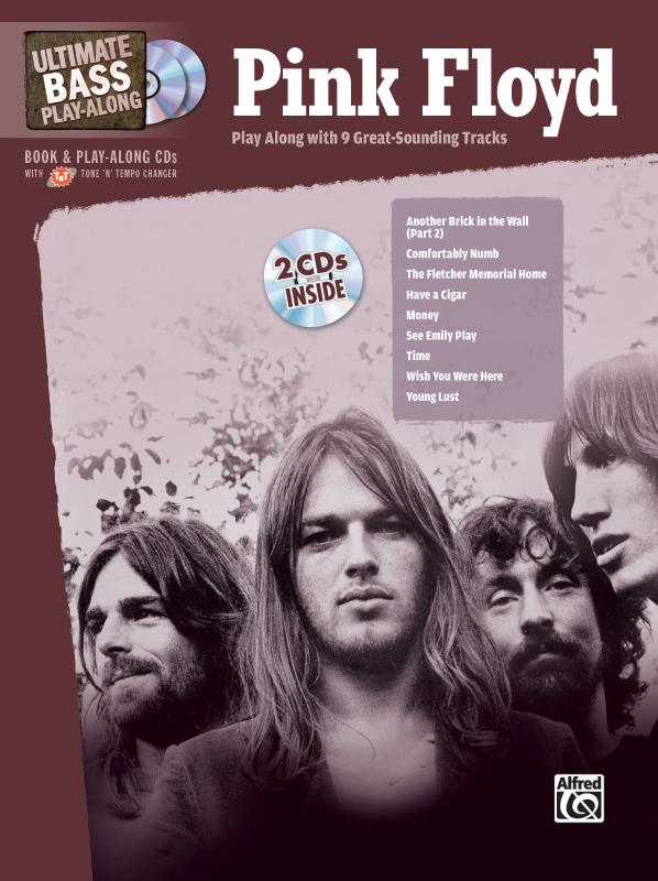 Ultimate Bass Play Along Pink Floyd Pink Floyd