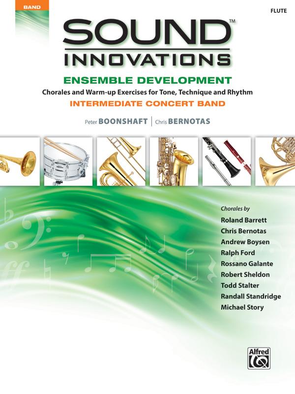 Sound Innovations, Ensemble Development (Intermediate)