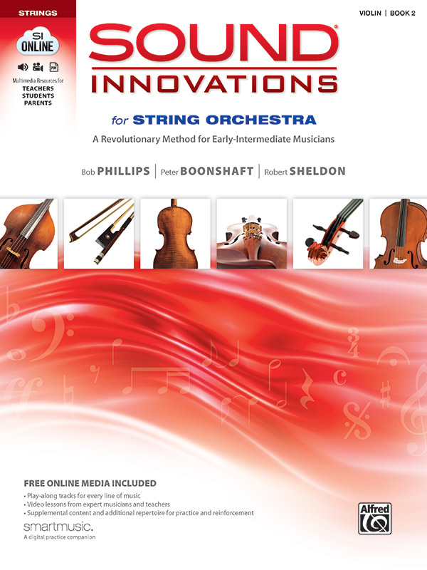 Sound Innovations String Orchestra Book 2