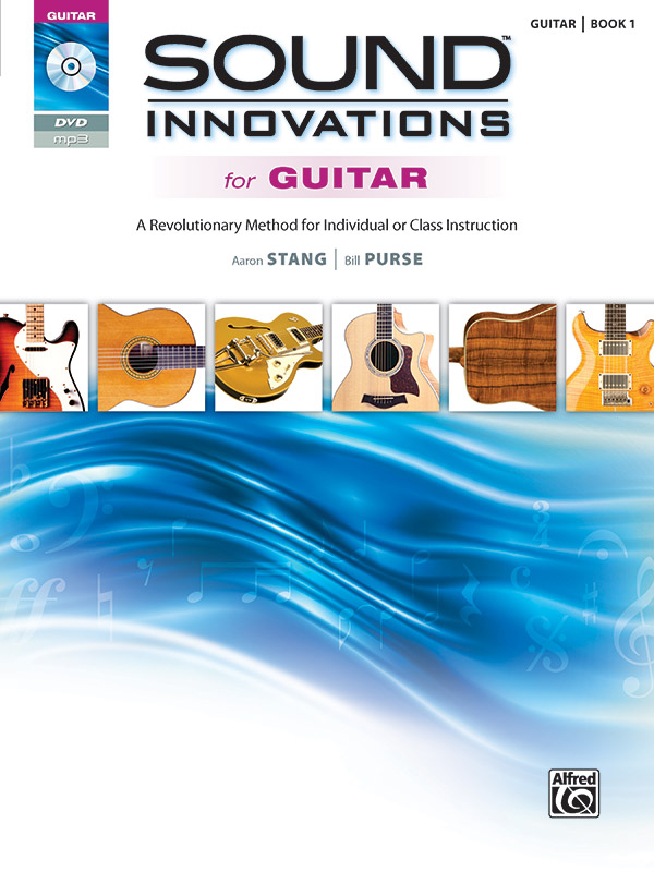 Sound Innovations Guitar Book 1