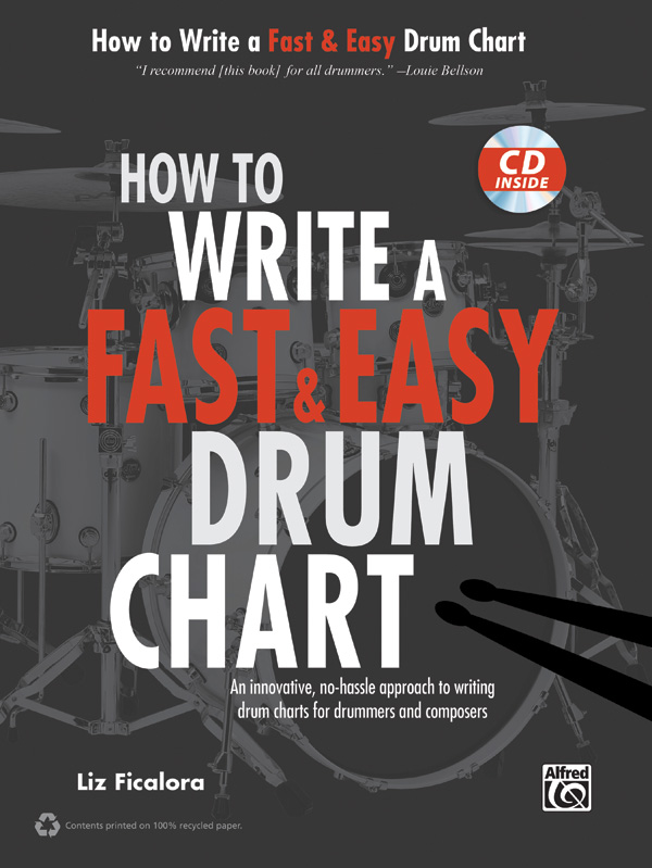 How to Write a Fast & Easy Drum Chart cover