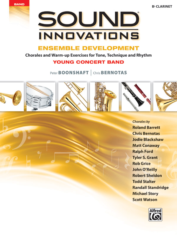 Sound Innovations Ensemble Development for Young Band