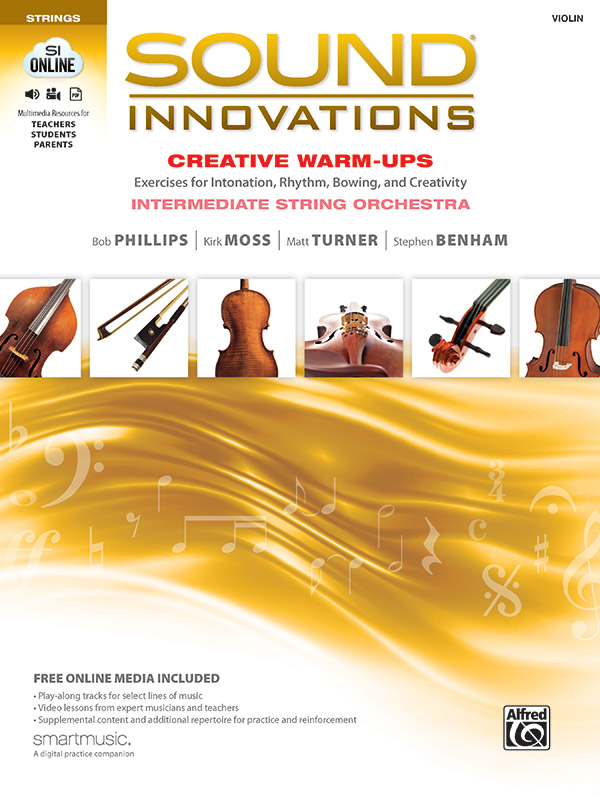 Sound Innovations Creative Warm-Ups for String Orchestra