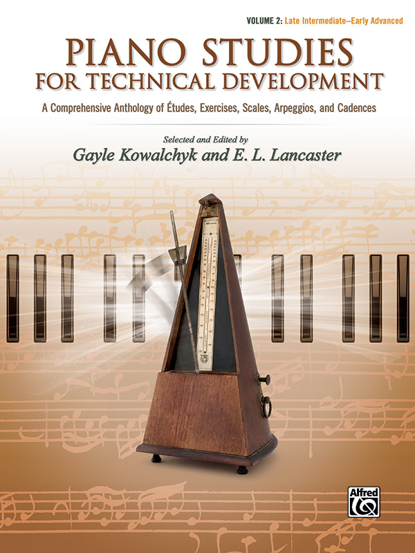 Piano Studies for Technical Development