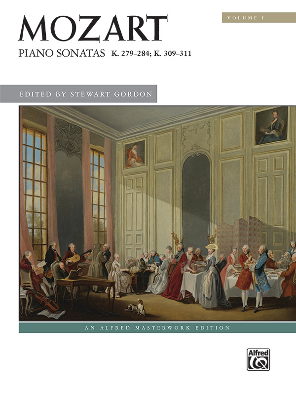 Mozart: Piano Sonatas, Vol. I