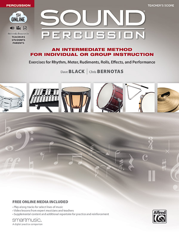 Sound Percussion Teacher's Book
