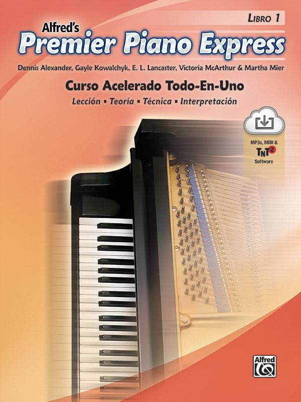 Premier Piano Express Spanish