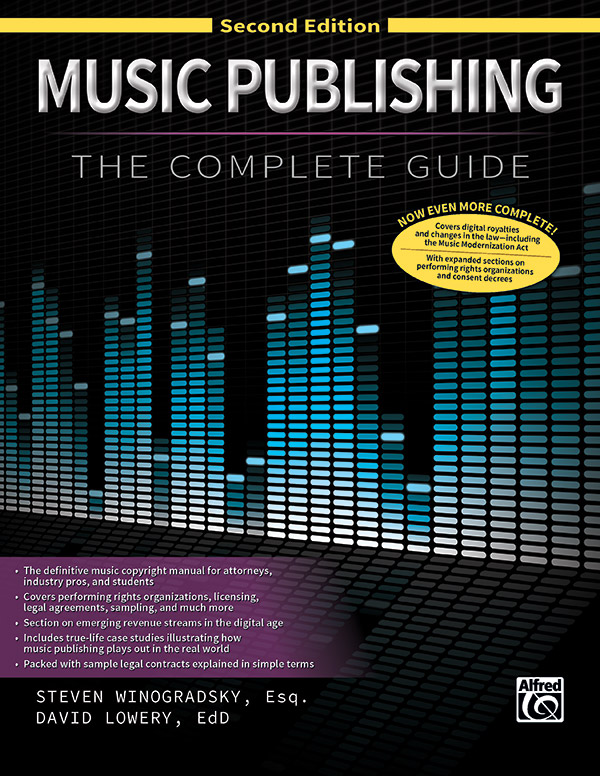 Music Publishing: The Complete Guide (2nd Edition)