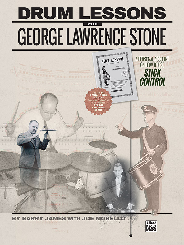 Drum Lessons with George Lawrence Stone